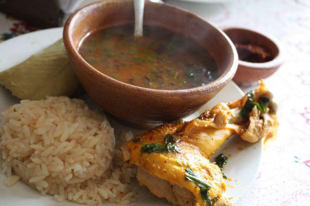 Guatemala's kak-ik